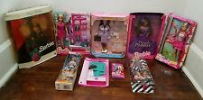Barbie Doll Lot New In Box (damaged) Mattel Ken Clothes and Accessories