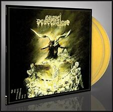 Grave Desecrator - Dust To Lust (yellow Vinyl) NEW 2 x LP