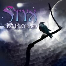 Styx - Live In Chicago NUOVO CD