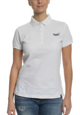SUPERDRY POLO WOMEN Classic Polo Optic Blanco