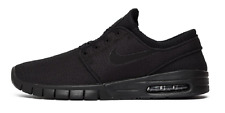 NIKE SB AIR STEFAN JANOSKI MAX ALL BLACK 37.5 NUOVO 140€ koston free trainer 90