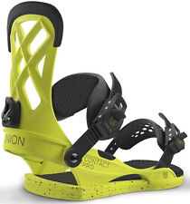 UNION CONTACT PRO BINDINGS ACID GREEN