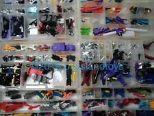 Transformers G1 Action Figure Parts Weapons Guns Accessories 1984-1990 [Choice]