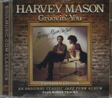 Harvey Mason - Groovin You - Expanded Edition NEW CD