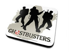 Official Ghostbusters Coaster - Drink Mug Cup Tea Coffee Who You Gonna Call