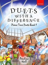 Piano Time Duets: Choose Book 1 Duets with a Difference or Book 2 Mixed Doubles