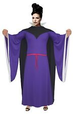 Ladies Purple 'The Evil Queen' Costume Regina Once Upon a Time Fancy Dress