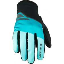 Madison Sprint Mens Softshell Cycle Cycling Bike Full Finger Gloves