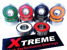 627 ABEC-11  XTREME™ HIGH PERFORMANCE BEARINGS ROLLER INLINE SKATES QUAD HOCKEY
