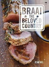 Braai the Beloved Country by Jean Nel (English) Paperback Book