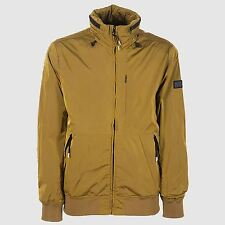 WEEKEND OFFENDER SINGAPORE SLING YELLOW BOMBER JACKET FOOTBAL CASUALS COAT