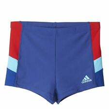 "adidas INSP SIZE 30 - 40"" SWIMMING SHORTS BOXER TRUNKS MEN'S INFINITEX POOL"