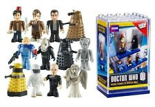 CHARACTER BUILDING NEW Series DOCTOR WHO DISPLAY BRIX (Various Figures)