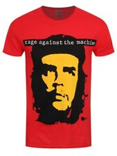 Rage Against the Machine Che Men's Red T-shirt