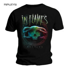 Official T Shirt IN FLAMES Heavy Metal BATTLES Circle Album All Sizes
