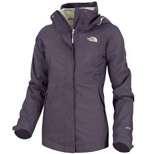 THE NORTH FACE DONNE Evolution II Triclimate Outdoor Giacca Grigio t0cg54hcw