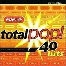 Erasure - Total Pop The First 40 Hits Nuevo 4x CD