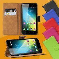 Funda para móvil Wiko Modelo Estuche BASIC WALLET Plegable