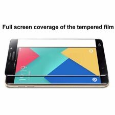 New 9H Full Coverege Tempered Glass Screen Protector For Samsung Galaxy A9 Pro