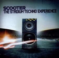 Scooter - The Stadium Techno Experience (CD) 4029758471128