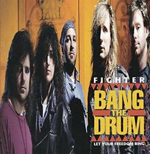 fighter - bang the drum (CD) 080688216320