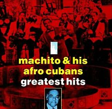 Machito & His Afro Cubans - Greatest Hits (CD) 082333087927