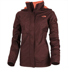 The North Face Donna Resolve Giacca Donna Red t0aqbjhbm Outdoor pioggia a vento