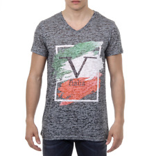 Versace 19.69 VM26 ARMY GREEN T-shirt uomo Verde Scuro IT