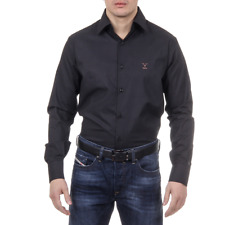 Versace 19.69 377 VAR. 537 Camicia uomo Nero IT