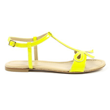 Versace 19.69 B1387ECO VERNICE GIALLO Sandali donna Giallo IT