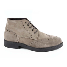 Versace 19.69 V2660 CAMOSCIO TAUPE bottes pour homme Taupe FR