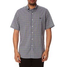 Fred Perry 30212909 0032 chemise pour homme A Carreaux FR