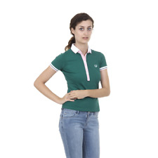 Fred Perry 31162179 0031 chemise polo pour femme Vert FR
