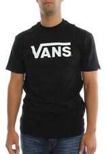 Vans T-Shirt Men VANS CLASSIC VGGGY28 Black White
