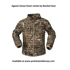 Agassiz Goose Down Jacket - Blades Camo  by Banded Gear **FREE SHIPPING**