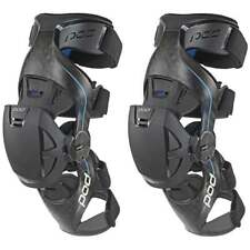 POD Adults Mens MX Motocross Enduro Off Road Active K8 Knee Braces (Pair)
