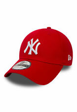 NEW ERA 39THIRTY LEAGUE CAPPELLO - NY Yankees - scarlet-white