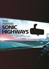 Foo Fighters - Sonic Highways NUOVO DVD