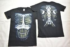 CRYSIS 2 CHEST PLATE & SPINE T SHIRT NEW OFFICIAL SHOOTER VIDEO GAME ALCATRAZ