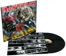 IRON MAIDEN - The Number Of The Beast NUOVO LP