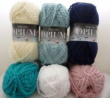 King Cole Opium  x 100 gms ~ Choose Colour