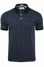 Mens Houndstooth Polo T-Shirt by Original Penguin