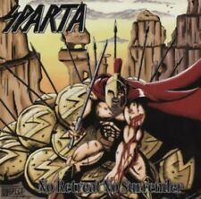 Sparta - No Retreat No Surrender Nuovo CD