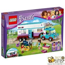 Lego Friends Rimorchio Veterinario dei Cavalli