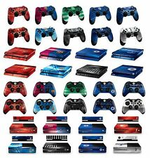 Official Football Club - PS4 & XBOX ONE Skins (Controller & / o console) (