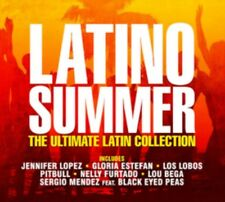 Artistes Divers - Latino Summer NOUVEAU CD