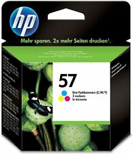 HP No 57 COLOR ORIGINAL OEM Cartucho de tinta para PSC impresora
