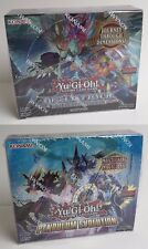 YU-GI-OH! NEW, SEALED BOOSTER BOXES - Dimensional Guardians Pendulum Evolution