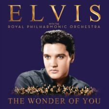 Presley, elvis - The Wonder Of You: ELVIS PRESLEY WITH THE ROYAL PH NUOVO CD