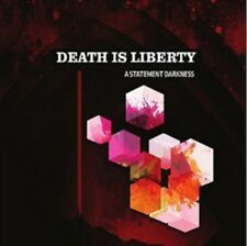 Death è libertà - A STATEMENT Darkness NUOVO CD DIGI